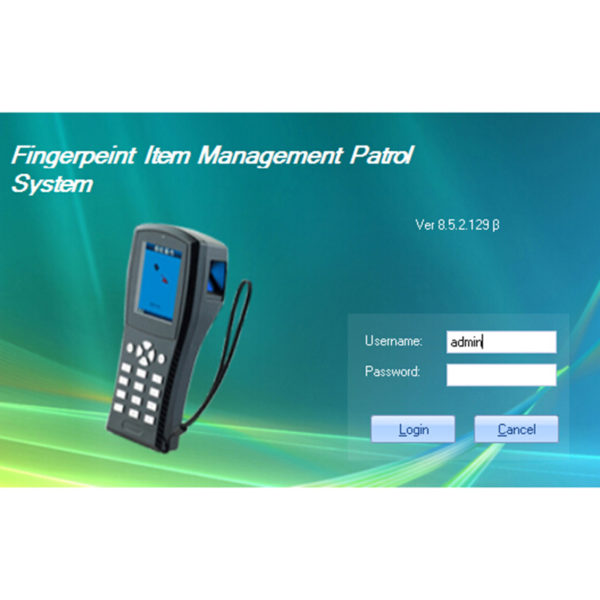 Patrol System Software V8.0 For Guard Tour Management