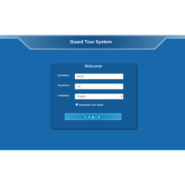 Web Patrol System for Online Guard Tour Management