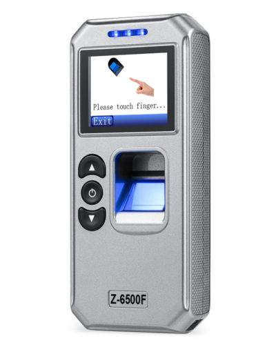 Z-6500F Fingerprint Guard Tour System