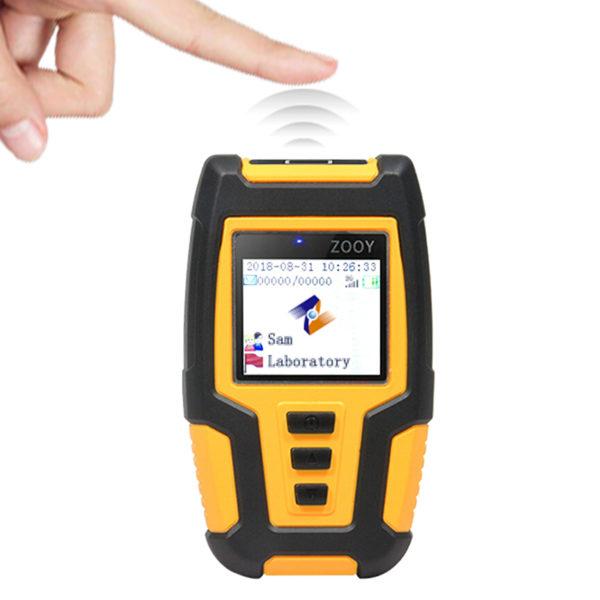 Patrol Zooy Z-6900F Fingerprint GPRS Guard Tour System